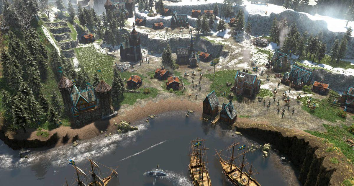 Von Mauern, Bauern und Rittern. Age of Empire 4 - Was wir wissen