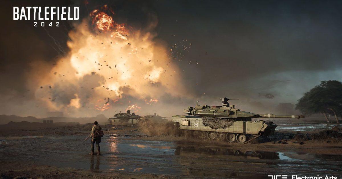 Anschnallen für die Zukunft. Battlefield 2042 wurde vorgestellt