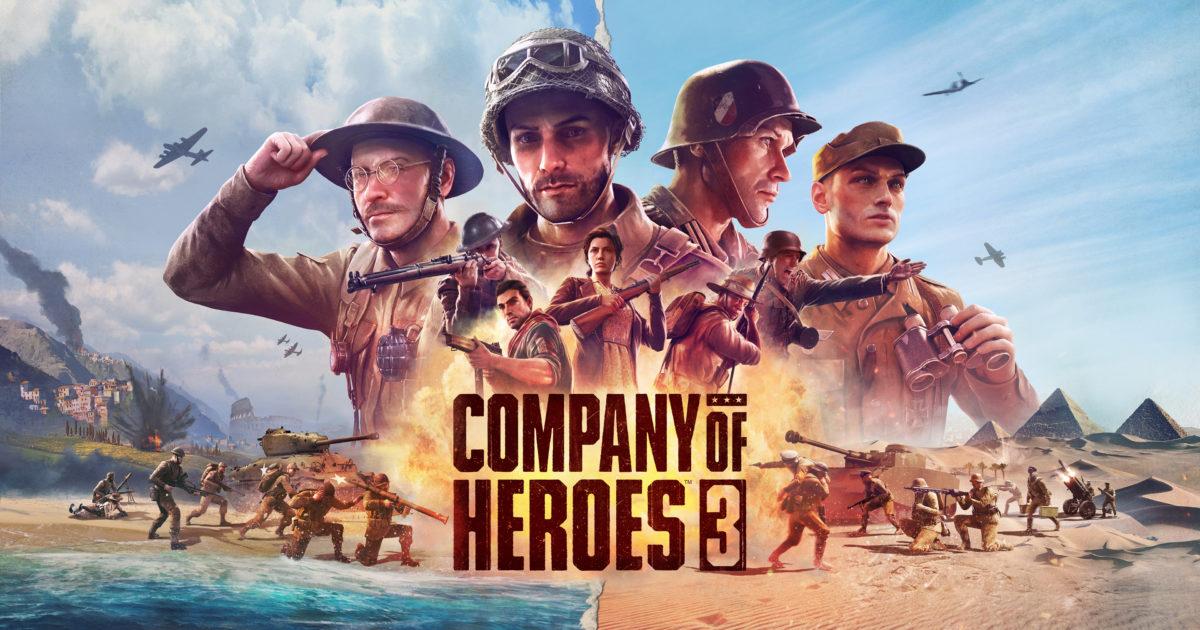 Eine große Überraschung. Company of Heroes 3 angekündigt